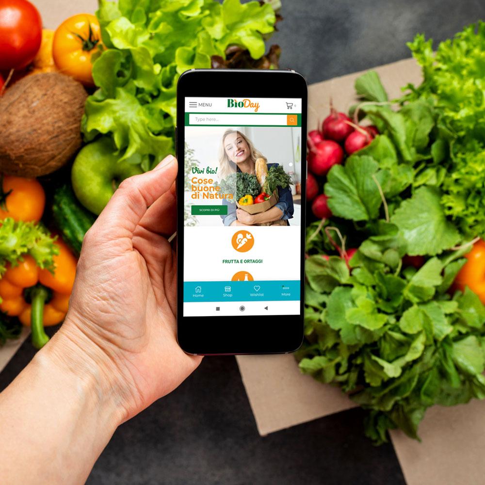 Alimenti Biologici e Contenitori Compostabili - BioDay Supermercato Bio
