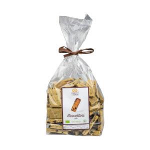 Biscotti al Cioccolato Biologici Vegani semi-integrali