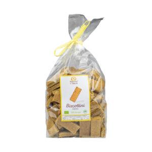 Biscotti Biologici Vegani semi-integrali con grani antichi Siciliani