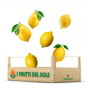 Cassetta di Limoni BIO
