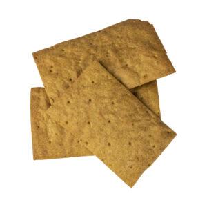 Crackers Classici Biologici semi-integrali con grani antichi Siciliani