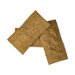 Crackers Integrali al Rosmarino Biologici con grani antichi Siciliani