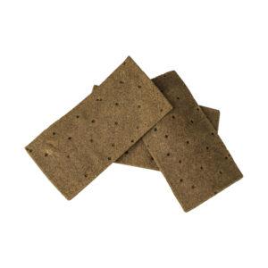 Crackers Integrali di Grano Saraceno Biologici