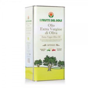 Olio Extra Vergine d'Oliva Intenso BIO 5 L
