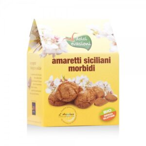 Amaretti Siciliani Morbidi BIO