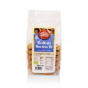 Biscotti alla Mandorla BIO
