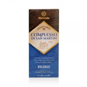 Cioccolato Fondente 70% Complesso di San Martìn BIO