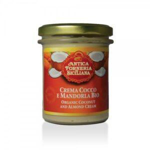 Crema di Cocco e Mandorle BIO