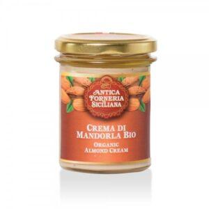 Crema di Mandorle Siciliane BIO