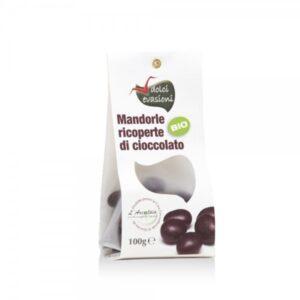 Mandorle Ricoperte di Cioccolato BIO