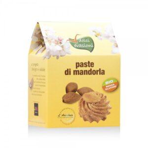 Paste di Mandorla Siciliana BIO