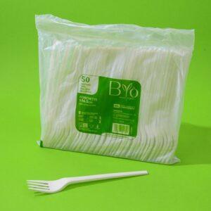 Forchetta Style 16,5 cm CPLA 50 pz