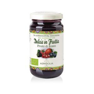 Confettura di Frutti di Bosco Senza Zucchero BIO