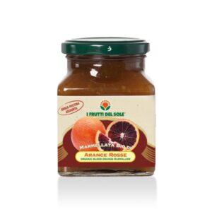 Marmellata di Arance Rosse di Sicilia BIO