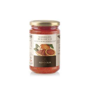 """Marmellata di """"Arance Rosse di Sicilia IGP"""" BIO"""