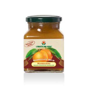 Marmellata di Mandarini di Sicilia BIO
